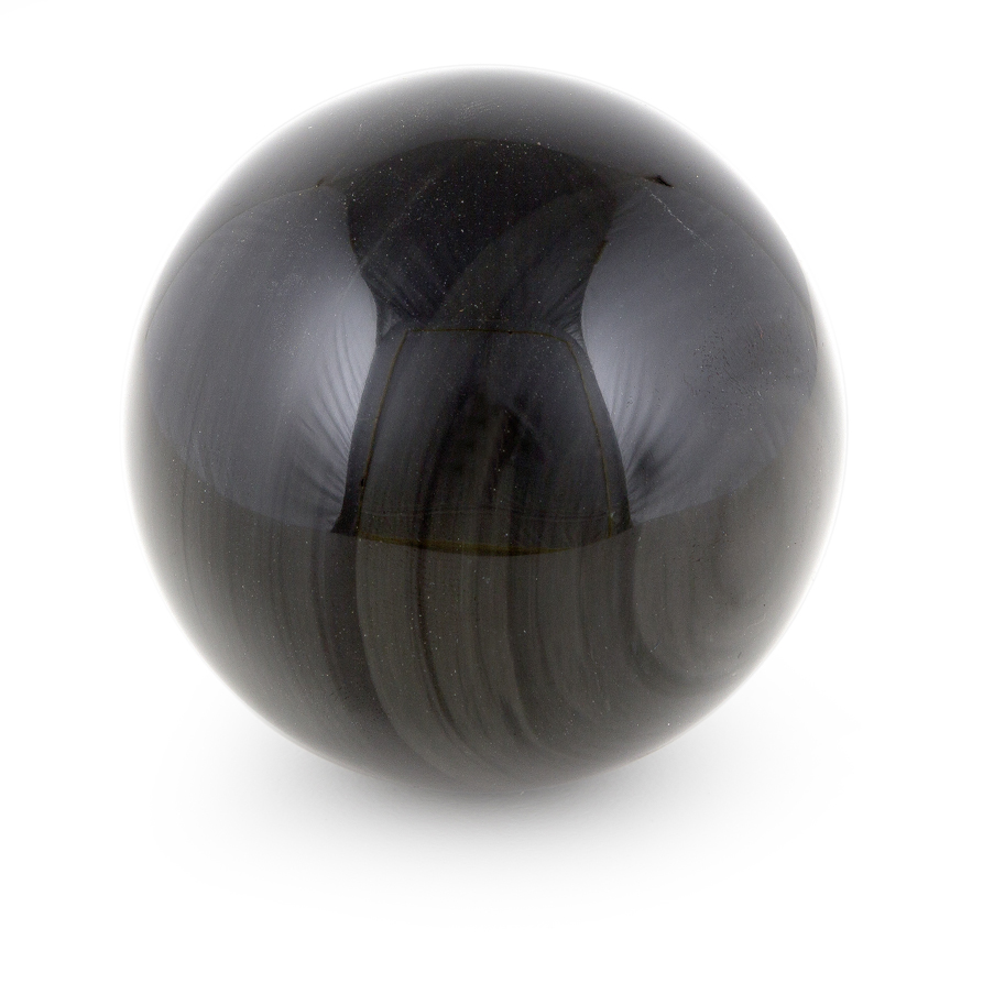 obsidienne boule