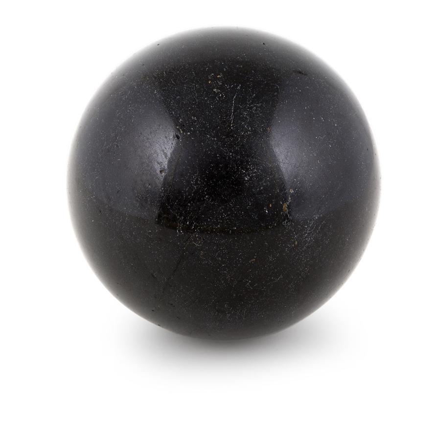 tourmaline noire boule boutique cristaux mineraux. Black Bedroom Furniture Sets. Home Design Ideas