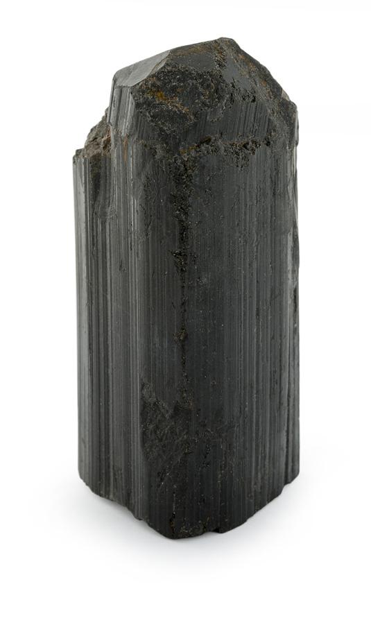 tourmaline noire brute
